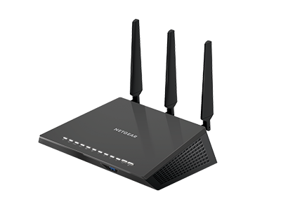 NETGEAR NIGHTHAWK AC 2400 WIFI ROUTER-ROUTERLOGIN.NET